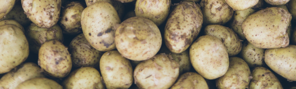 Why you don't get leading potatoes